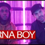 "Burna Boy Talks New Album ""Outside"" , UK Scene And More On Tim Westwood + Freestyle [Video]"