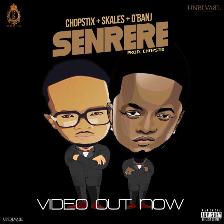 Chopstix ft. Skales & D'Banj - Senrere