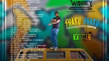 "DJ Enimoney - ""Shaku Shaku Therapy"" Mix"