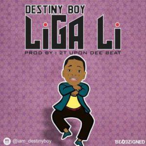 Destiny Boy - Liga Li