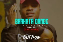 Jumabee ft. Skales - Brakata Dance
