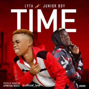 Lyta - Time ft. Junior Boy