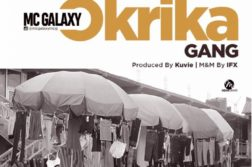 Mc Galaxy - Okrika (freestyle)