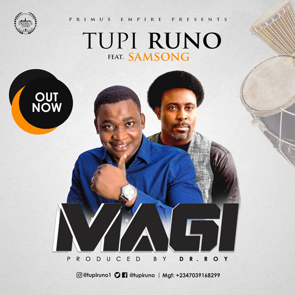 Tupi Runo - Magi ft. Samsong
