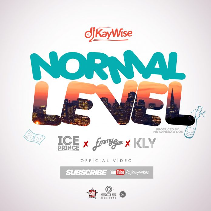 DJ Kaywise ft. Ice Prince, Kly, Emmy Gee - Normal Level