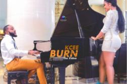 Kcee ft. Sarkodie - Burn