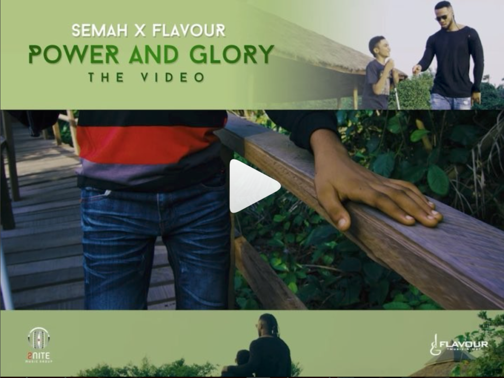 Semah X Flavour - Power And Glory