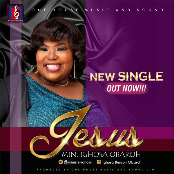 Ighosa Benson Obaroh - Jesus