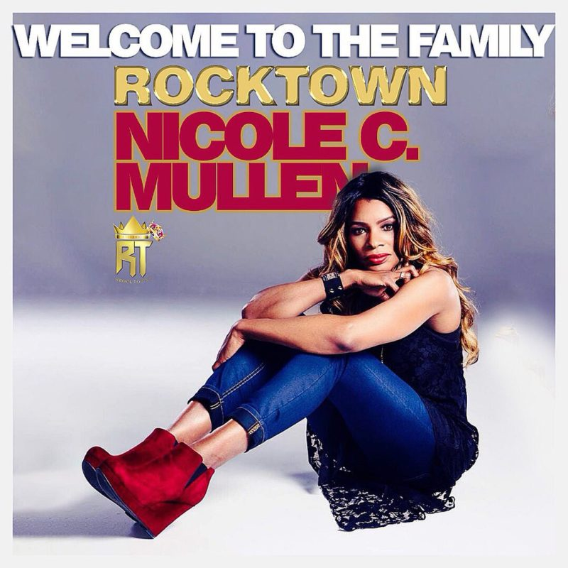 Nicole mullen joins rocktown