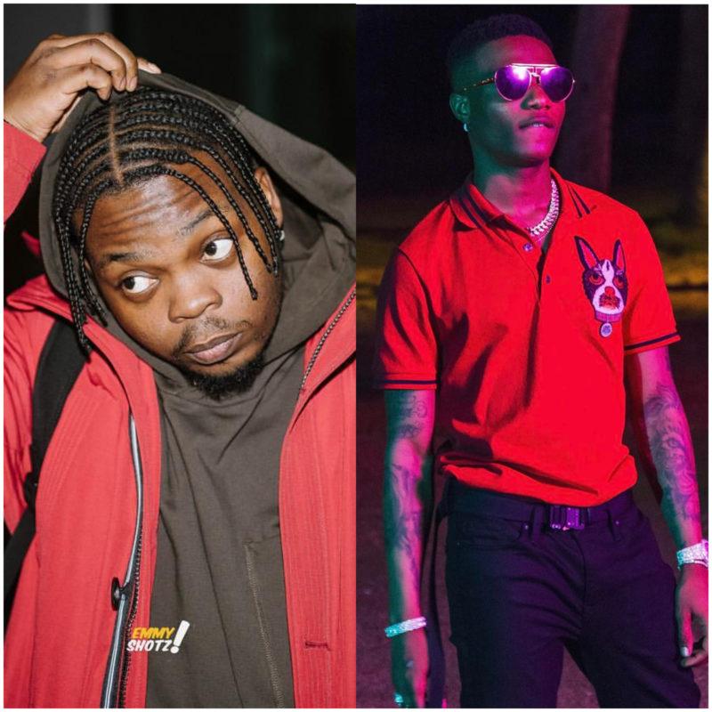 Olamide and Wizkid
