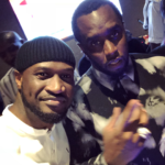 Diddy & Peter Okoye Seen Partying In Dubai As He Announces African Tour