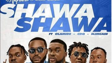 "DJ Neptune & Larry Gaaga – ""Shawa Shawa"" Ft. Olamide, CDQ & Slimcase"