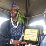 British Grime Act Skepta Installed As Chief In Odo Aje – Ogun State