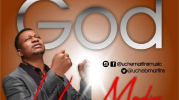 Uche Martins - This Kind God