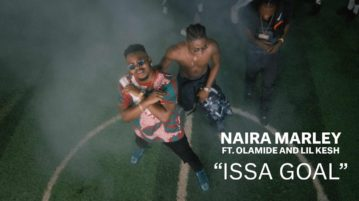 Naira Marley Issa goal ft Olamide x Lil Kesh