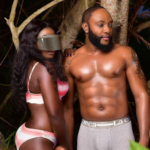 Trending: Kcee attempts to break the web with semi-nude photographs