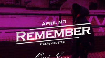 April Mo - Remember