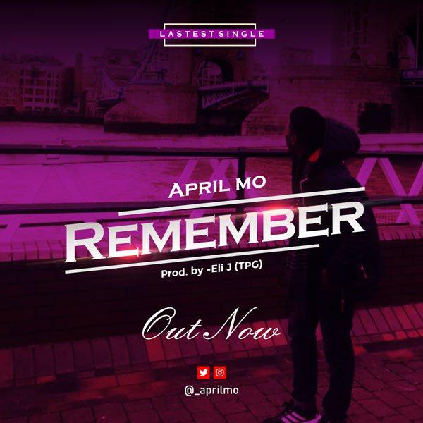 April Mo - Remember