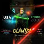"Olamide Set To Kick-Off ""USA Culture Tour 2018"" [Tour]"