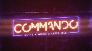 Wizkid - Commando ft mut4y ceeza milli