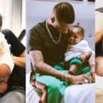 Wizkid's 3rd babymama respond, says Wizkid is the best dad in the world…. Then Binta, the 2nd babymama replies her!