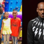 Fan reveal 2baba Kids Look Like They Are Suffering, his baby mama, Sunmbo Adeoye Reacted