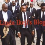 Photos from Ubi Franklin and Lilian Esoro's divorce hearing at Ikeja High Court