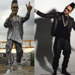 Phyno display the humorous statue of himself erected in Eleme, Port Harcourt