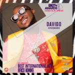 BET Best International Act Africa: Winner To Pick Up Award On Main Stage