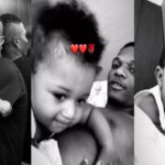 Wizkid shares video of himself spending adorable time with his son 'Zion'