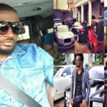 'Mr P' Peter Okoye's Garage Will Leave You Amaze (Photos)