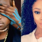 Davido issues warning to Toke Makinwa for wearing fake designer outfit