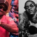 Wizkid hails himself for his journey so far, Davido respond