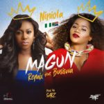 Niniola ft. Busiswa – Magun (Remix) [New Song]