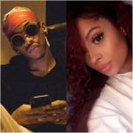 Tekno Welcomes Baby Skye With Lola Rae