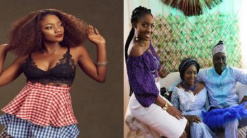 Simi reveals how she felt after her mom remarried