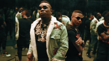 Starboy ft. Wizkid & Duncan Mighty - Fake Love