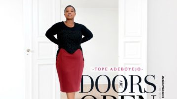 Tope Adeboyejo - Doors Are Open