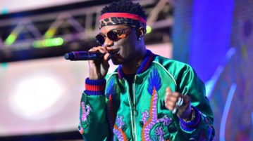 Wizkid Bags Endorsements Deals With Ciroc, D&G, Nike