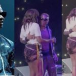 Wizkid Tells Tiwa Savage Stay sexy for Daddy While Performing, Fans Responded (Video)
