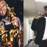 Mayorkun dedicates his 2018 Next Rated Headies Award to Davido