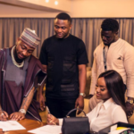Davido Helped Chioma To Secure Multimillion Naira Cooking Show Deal