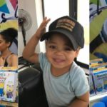 Dbanj's celebrated son's birthday (Photos)