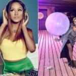 DJ Cuppy gets assurance from Asa Asika (Photos)