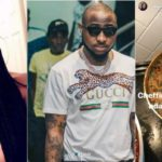 Davido's Second Baby Mama Joins Chef Gang, Cooks For Hailey Adeleke's Birthday