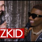 "Wizkid Speaks On Forthcoming New Album ""Made In Lagos"" & Collaboration With Skepta On Tim Westwood (Video)"
