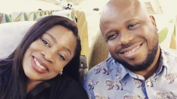 sinach husband