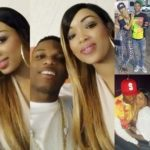 Wizkid's 2nd babymama angrily respond, says she was not a one night stand, posts pictures of herself & Wizkid when they were still dating.