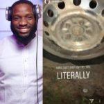 SHOCKING!!! SARS officers shoot at DJ Obi's tyre last night (Photos/Video)