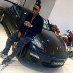 CONGRATS! Nigerian music producer, Kiddominant acquires brand new 45million naira Porsche Panamera (Photos)